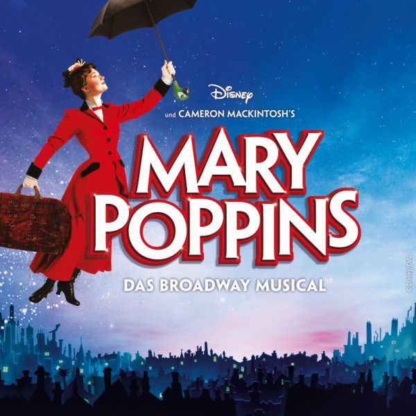 Musicalausflug: Mary Poppins